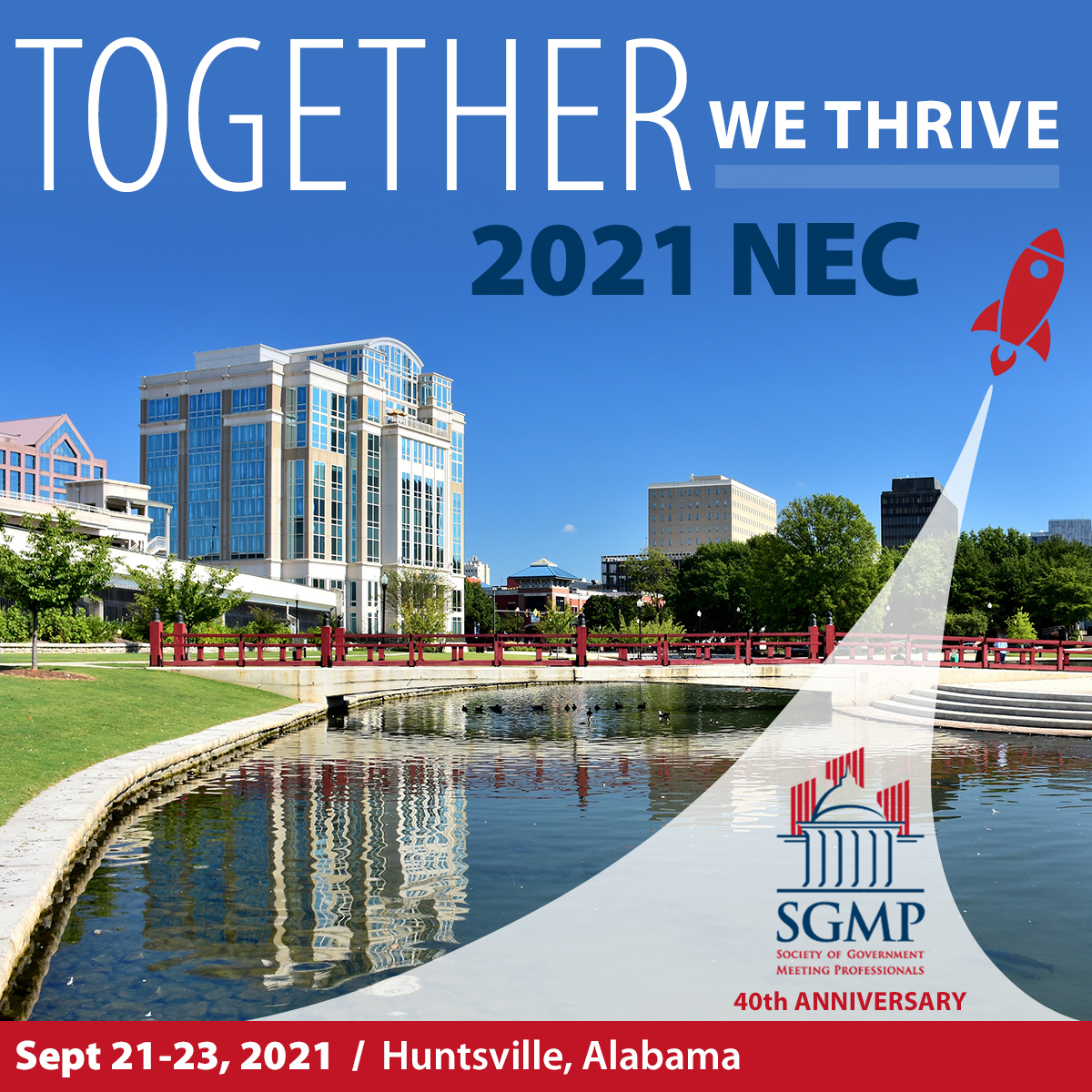 Together We Thrive at 2021 NEC