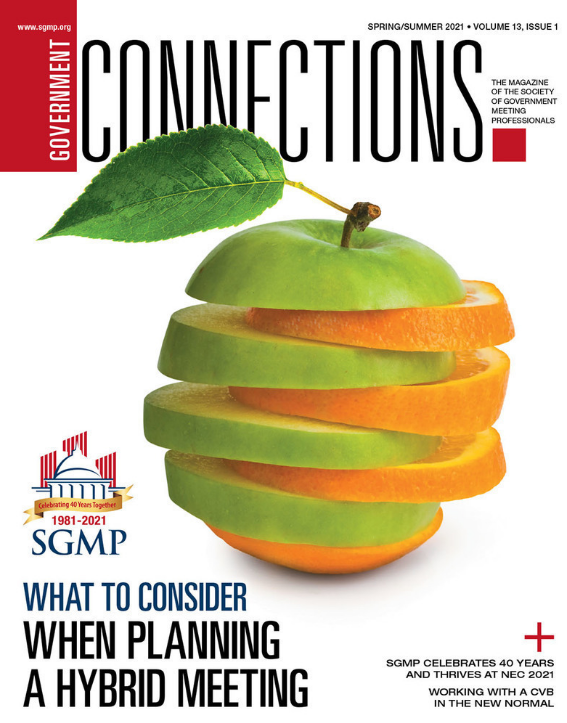 Government Connections Magazine - Fall 2020