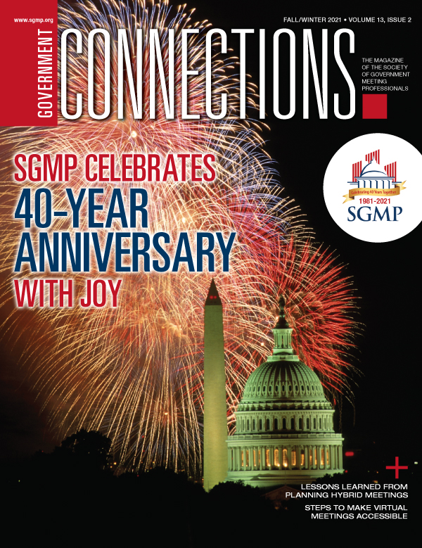 Government Connections magazine